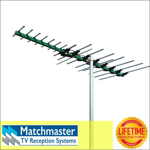 Tv Antennas Perth Matchmaster Poltec Hills Digital